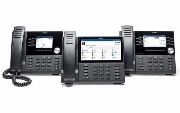 Mivoice 6900 telefoner for Mitel systemer