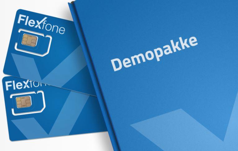 Flexfone 30 dages demo pakke