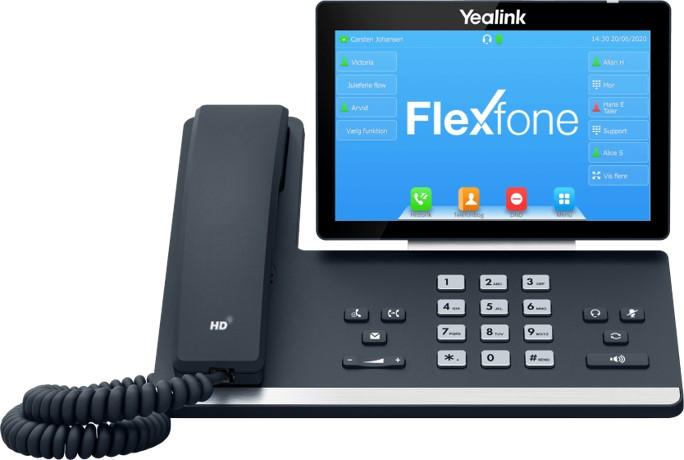 Flexfone benytter Yealink T57