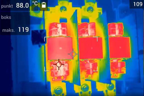 Termografering af el-tavler forebygger uheld